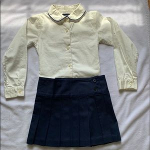 Blouse and Skirt (set)
